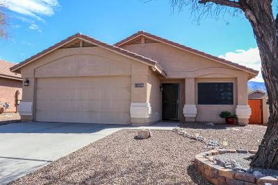 Oro Valley Single Family Home For Sale: 13260 N Mortar Pestle Court