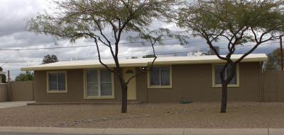 Pima County Single Family Home For Sale: 5811 E Calle Aurora