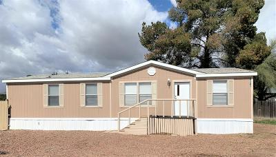 Pima County Manufactured Home For Sale: 6131 N Elm Tree Lane