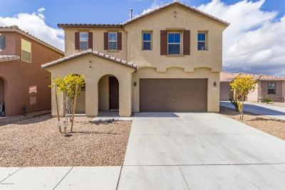Pima County Single Family Home For Sale: 5219 E Fairy Duster Drive