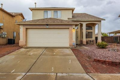 Single Family Home Active Contingent: 8811 E Lions Spring Place