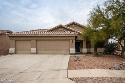 Marana Single Family Home For Sale: 12845 N Suizo Court