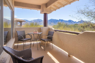 Oro Valley Condo For Sale: 655 W Vistoso Highlands Drive #216