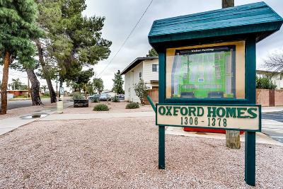 Tucson Condo Active Contingent: 1318 S Avenida Polar #F-209