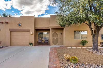 Green Valley Townhouse Active Contingent: 3788 S Camino Comica