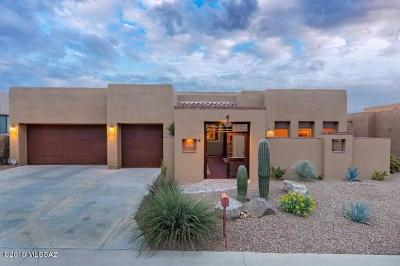 Marana Single Family Home For Sale: 12438 N Fallen Shadows Drive