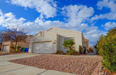 Tucson Single Family Home Active Contingent: 10221 E Calle Estrella Polar