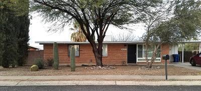 Pima County Single Family Home For Sale: 6133 E 32nd Street