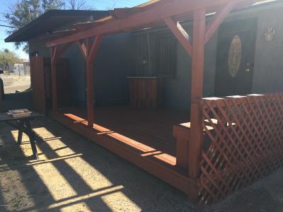 Pima County Single Family Home For Sale: 3117 N Castro Avenue