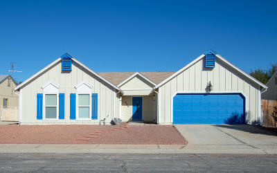 Pima County, Pinal County Single Family Home For Sale: 4649 S Breckinridge Drive