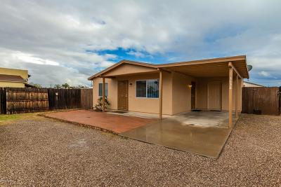 Tucson Single Family Home For Sale: 3638 E Glenn Street