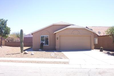 Tucson Single Family Home For Sale: 7821 S Wild Primrose Avenue