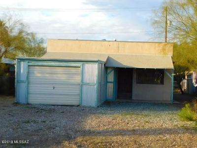Tucson Single Family Home For Sale: 2009 E 13th Street