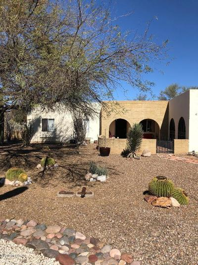 Green Valley Single Family Home Active Contingent: 1515 N Paseo Del Cervato