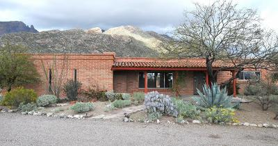 Tucson Single Family Home Active Contingent: 4325 E Havasu Road