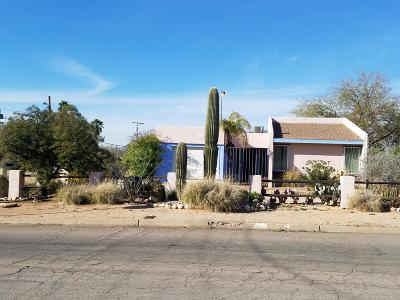 Pima County Single Family Home For Sale: 1402 N Sycamore Boulevard