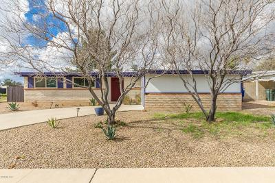 Pima County, Pinal County Single Family Home Active Contingent: 8421 E Louise Drive