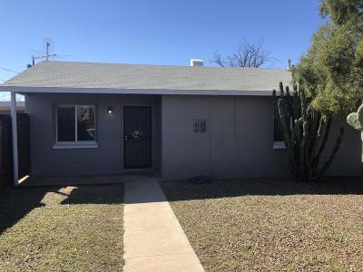 Pima County Single Family Home Active Contingent: 1821 N Craycroft