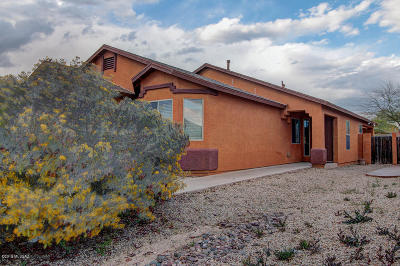 Pima County Single Family Home Active Contingent: 2289 E Calle Gran Desierto