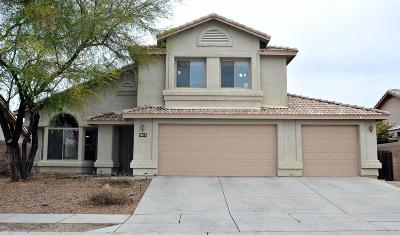 Tucson Single Family Home For Sale: 7611 S Laurel Willow Drive