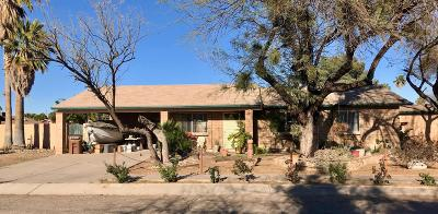 Pima County Single Family Home For Sale: 6130 N Curry Avenue