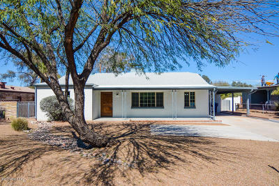 Pima County, Pinal County Single Family Home For Sale: 2717 E Arroyo Chico