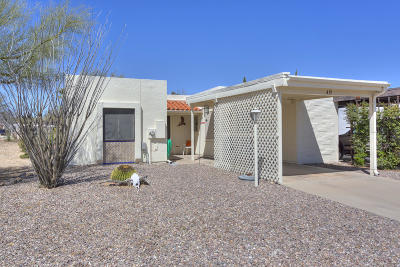 Green Valley Townhouse Active Contingent: 419 N Calle Del Chancero