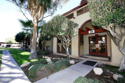 Pima County, Pinal County Condo Active Contingent: 451 W Yucca Court #217