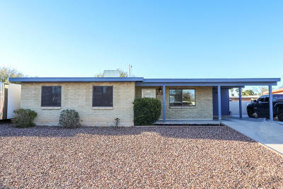 Pima County, Pinal County Single Family Home For Sale: 7610 E Fayette Street