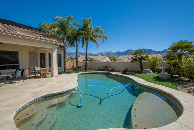 Oro Valley Single Family Home Active Contingent: 13079 N Pioneer Way
