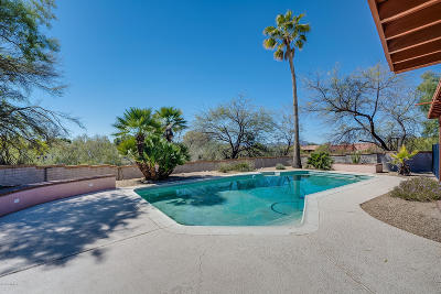 Pima County, Pinal County Single Family Home Active Contingent: 1971 W Placita Tampico