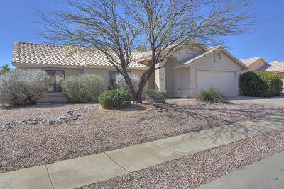 Sahuarita Single Family Home For Sale: 1567 W Via De Chapala