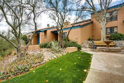 Pima County, Pinal County Townhouse Active Contingent: 5303 N Calle Del Rocio