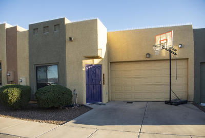 Pima County, Pinal County Townhouse Active Contingent: 7280 E Chelsie Kaye Lane