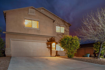 Pima County, Pinal County Single Family Home Active Contingent: 7860 S Sentinal Stone Drive