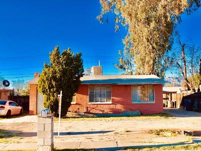 Pima County Single Family Home Active Contingent: 3761 E March Place