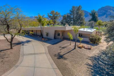 Oro Valley Single Family Home For Sale: 435 W Rapa Place