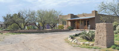 Tucson Single Family Home For Sale: 10963 N Camino Central
