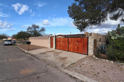 Tucson Single Family Home For Sale: 807 E Hedrick Drive