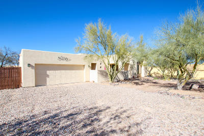 Sahuarita Single Family Home For Sale: 1724 W Placita Del Zocalo