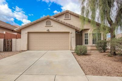 Tucson Single Family Home For Sale: 774 S Saguaro Ridge Place