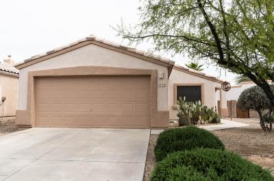 Tucson Single Family Home For Sale: 3732 N Nash Creek Court