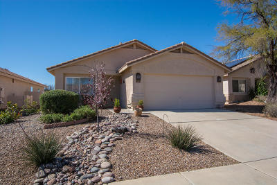 Oro Valley Single Family Home For Sale: 2358 E Precious Shard Court