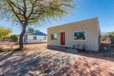 Pima County Single Family Home Active Contingent: 319 W Columbia Street