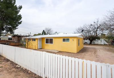 Pima County Single Family Home Active Contingent: 4315 N Idaho Lane