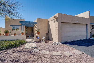 Tucson Townhouse Active Contingent: 6325 N Camino Hermosillo