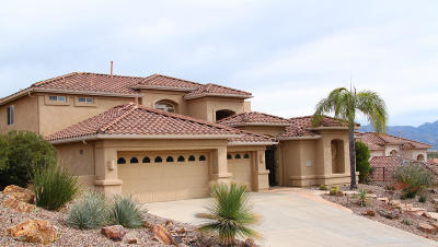 Single Family Home For Sale: 36183 S Boulder Crest Drive