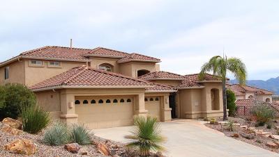 Saddlebrooke Single Family Home For Sale: 36183 S Boulder Crest Drive
