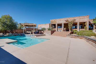 Single Family Home For Sale: 2455 E Miraval Primero