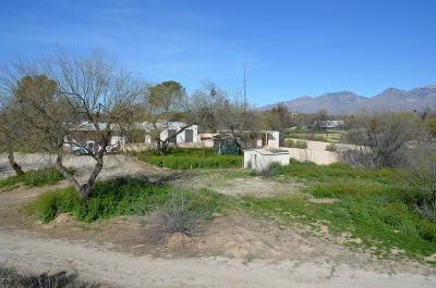 Pima County, Pinal County Single Family Home For Sale: 10509 E Tanque Verde Road